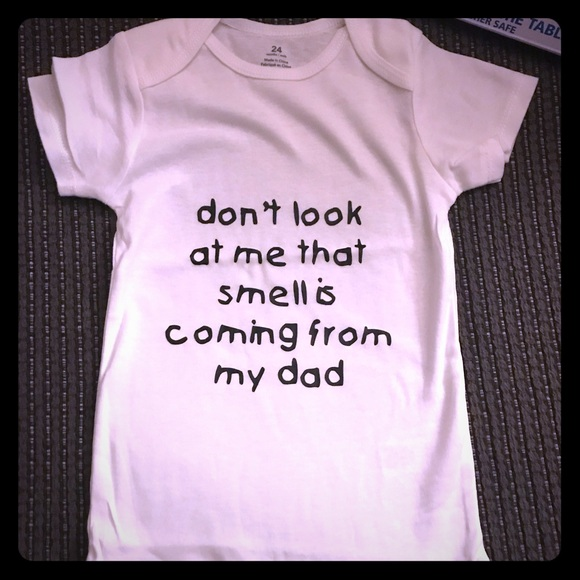 Other - Funny slogan baby onesie